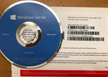 de Facultatieve Taal met 32 bits/met 64 bits van de Windows Server 2012 Standarduitgave