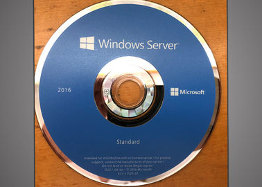 32/64bit Windows Server 2016 Standardcd Originele Activerings Globale Versie